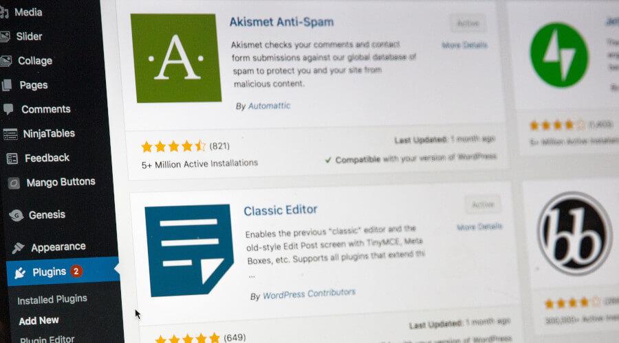 Usuwanie Komentarzy W Wordpress Jak Usunac Duza Ilosc Spamu